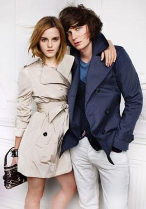 emma watson burberry campaign. So Emma Watson, the beauty